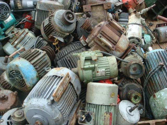 Scrap and metal suppliers sell offers for 200 scraps for Electric motor recycling machine