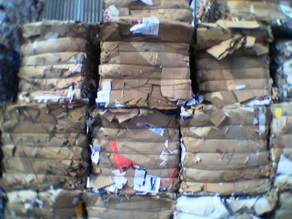 Waste papers for sale