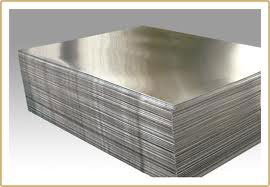 Aluminium Sheet cutting