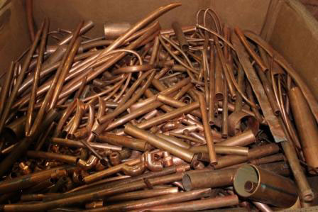 No.1 Copper
