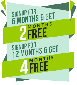 RIM Registration Offer - 4 Month Free