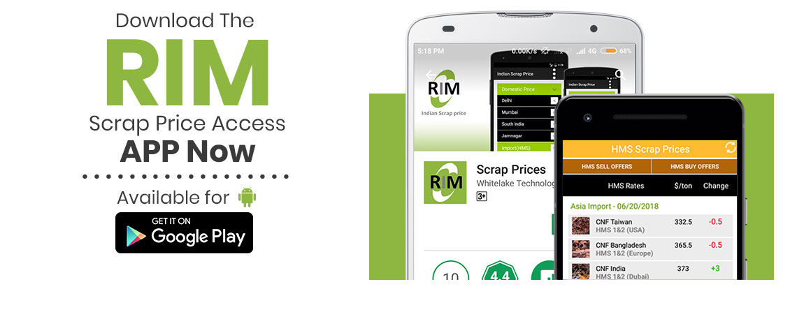 Download Scrap Price Apps