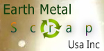 Earth Metal Scrap Usa Inc