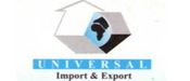 Universal For Export & Import