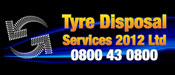 Tyre Disposal Services 2012 Ltd