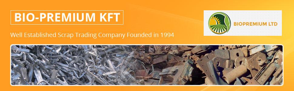 catalytic converters scrap, Bio-premium Kft, Hajagos, Hungary - sell