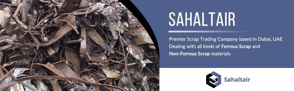 500 MT Aluminum Extrusion Scrap on Monthly Sale, Sahaltair, Dubai