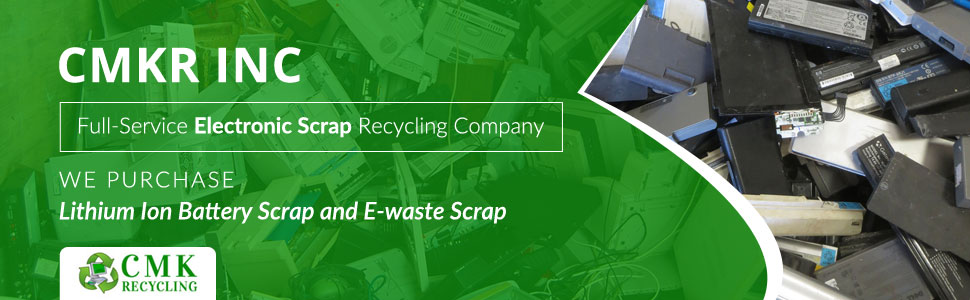 CMKR INC  Houston | Scrap Suppliers and Buyers