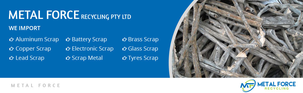 Metal Force Recycling Pty Ltd