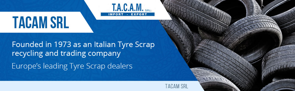 Huge Quantity Used Passenger Tyre Scrap Available in 3 Different