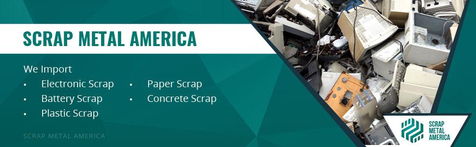 Seeking to Buy Aluminum UBC Scrap 200 Tons Weekly, Scrap Metal