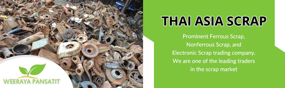 Thai Asia Scrap Mueang   Scrap Suppliers