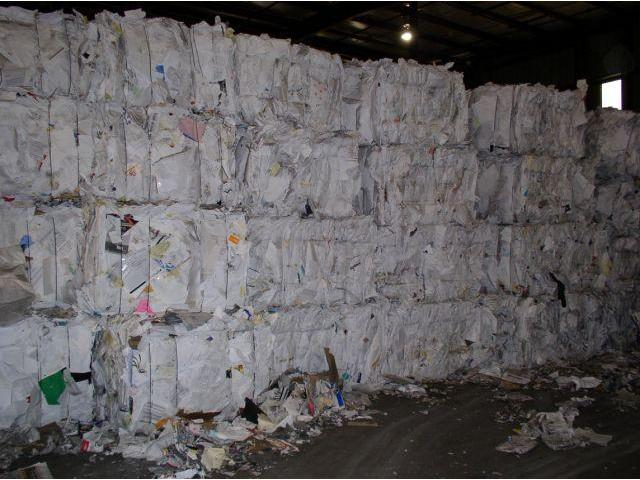 Paper # 1 Sorted Office Paper (SOP), Liberty International
