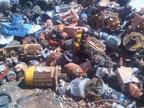 Copper Electric Motor scrap for sale, TMR Srl, Roma, Italy ...