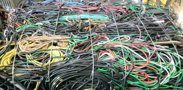 Insulated wire - cable scrap for sale, Electronic Corp Alliance ...