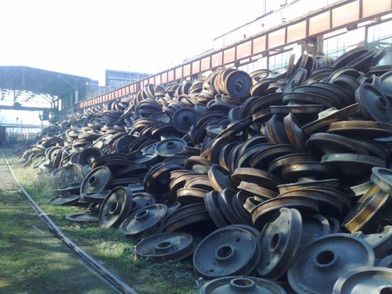 Image result for scrap metal africa