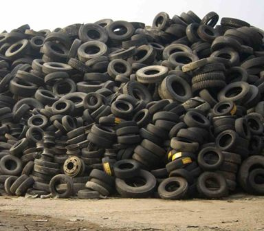Used Tyres Scrap, Grand Voyageur Ltd, Douala, Cameroon - sell