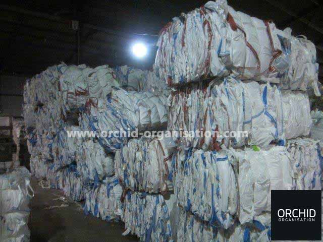 40d45b520f1 300 MT of PP Big Bags Scrap - A+ Grade for Sale (Spain), Orchid ...