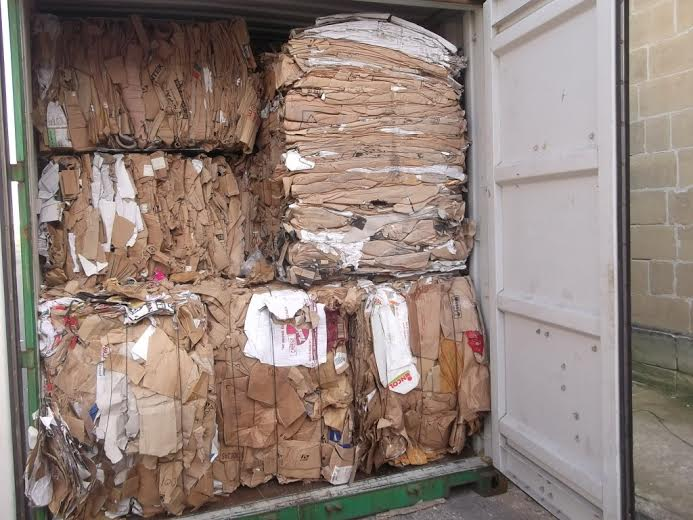 OCC baled/ SOP / POC / Mix Paper Scrap , Tajally Trading Co
