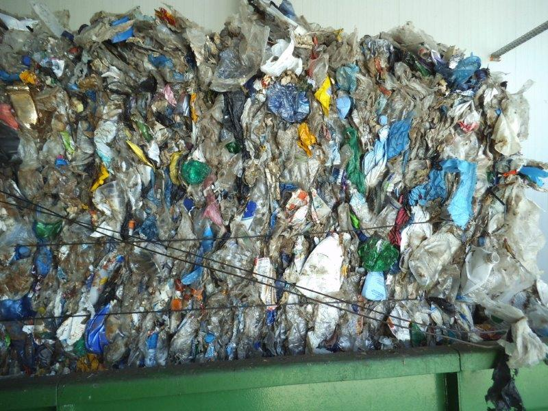 Active Seller: Mixed Plastic Scrap Available for Sale