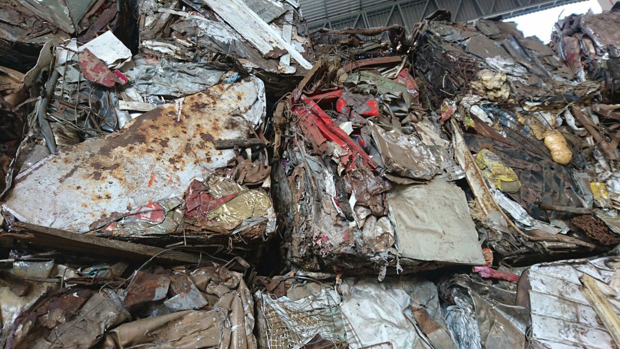1000 MT of LMS Scrap from Brazil Available for sale @ US$ 210/Tons