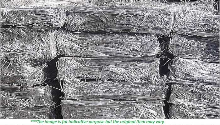 50 Tons of Aluminium Scrap Available for sale