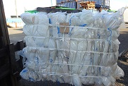 26MT Clear LDPE scrap For Sale
