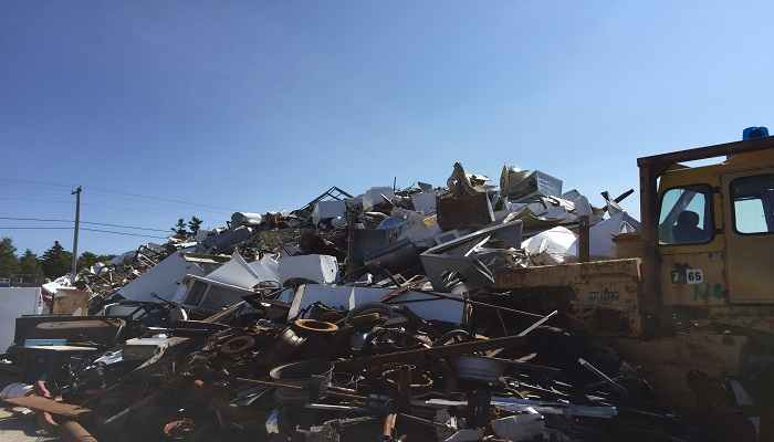 HMS 1&2 Scrap Available for sale – Metal Scrap Buyer Contact us
