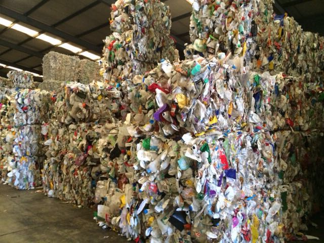 75 MT of HDPE Bottles Scrap for Sale @ € 285/Ton