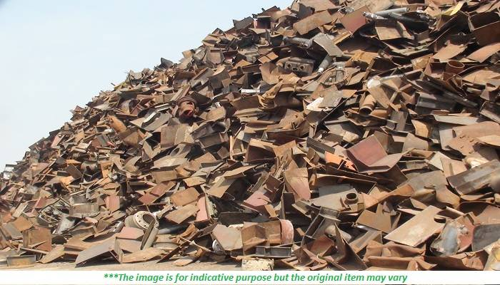 Ready to Sell Metal Scrap upto 500MT on Monthly Basis