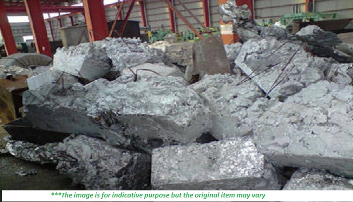 1 Million Tons of Lead – Zinc slag for Sale