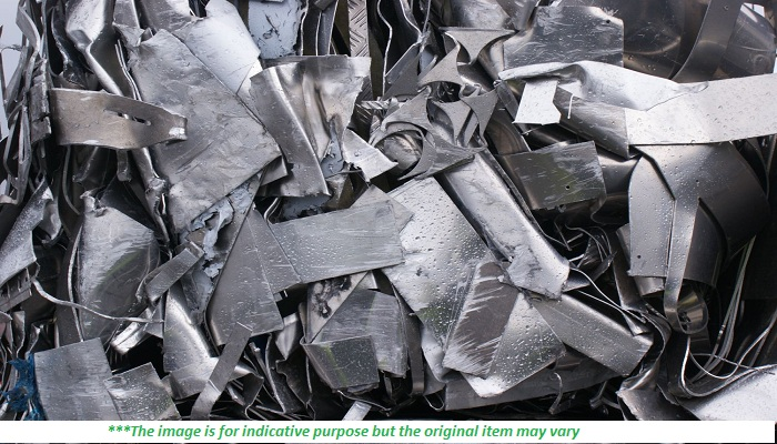 30MT Stainless steel scrap for sale