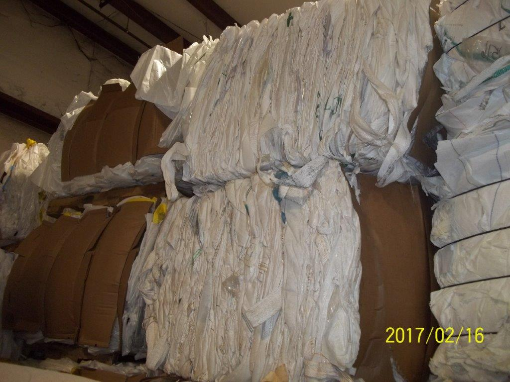 Huge quantity PP Super sacks for sale