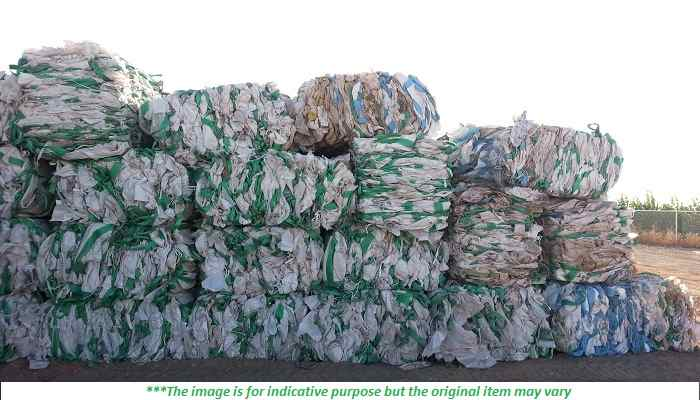 Immediate sale of 10MT PP scrap