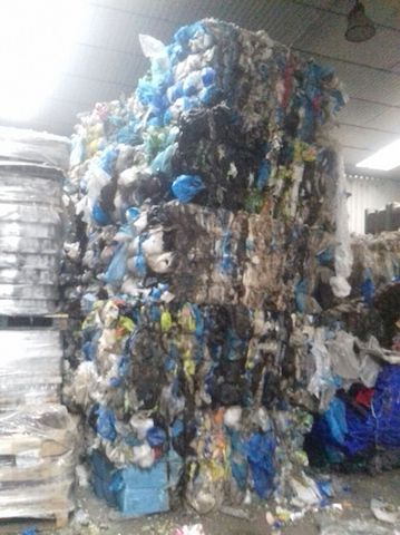 LDPE Mixed scrap for sale 400MT /month