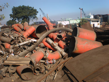 Huge quantity SS-304 Stainless Steel Scrap for sale
