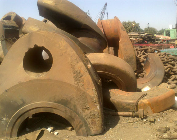 Huge quantity Mix Scrap available for sale