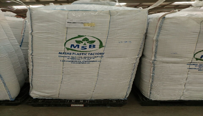 120 MT of PET Washed and Shredded Water Bottle Scrap in Jumbo Bags Available for Sale