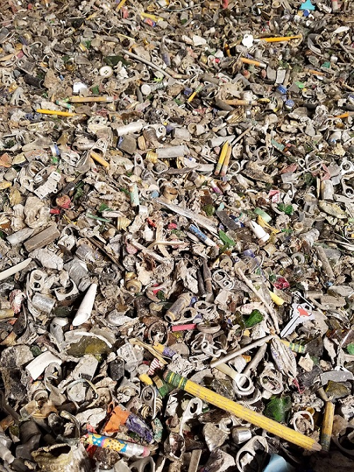 For sale : 25MT Mixed scrap materials
