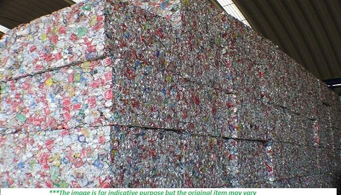 600 MT per Month of Aluminum UBC Scrap Available for Sale