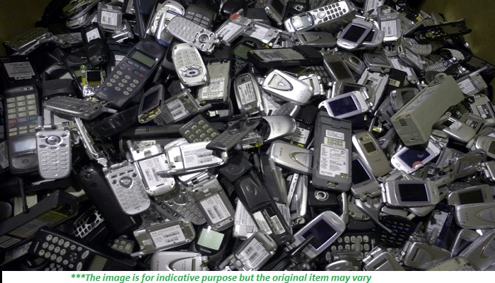 0.3 Tonnes per Month of Cellular Phone Scrap for Sale