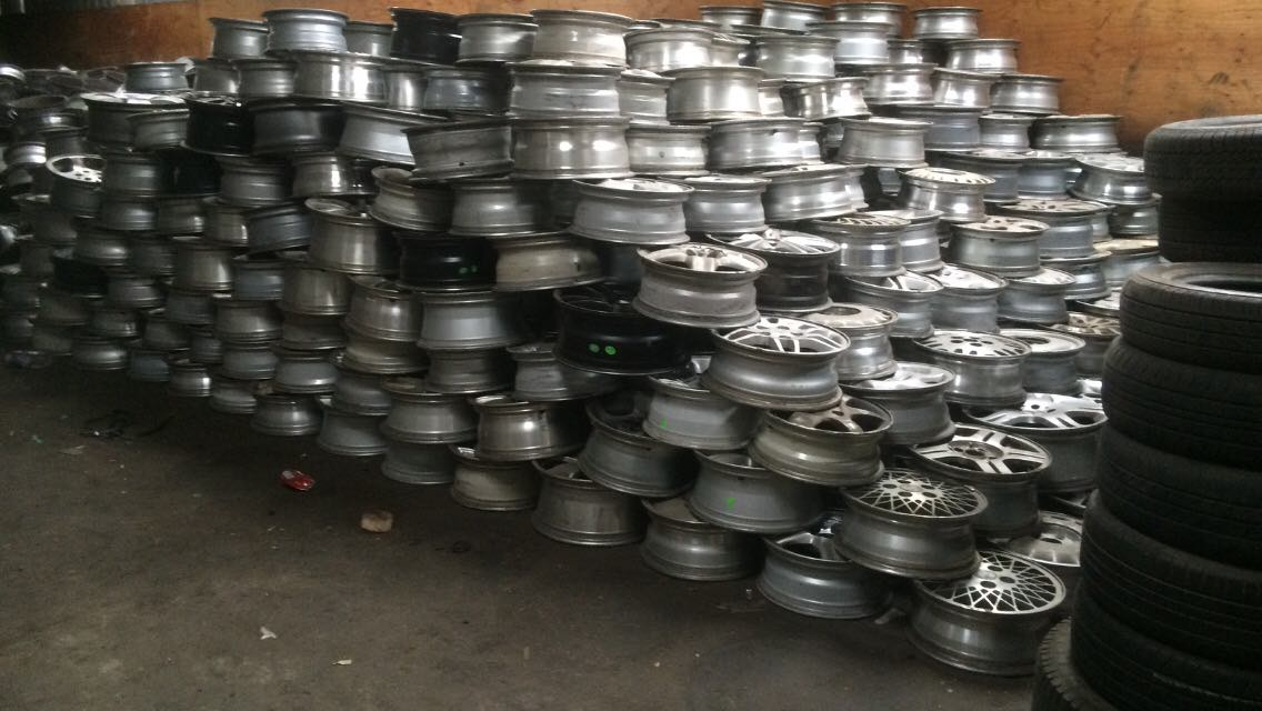 Aluminum Alloy Rims For Sale 50MT per month