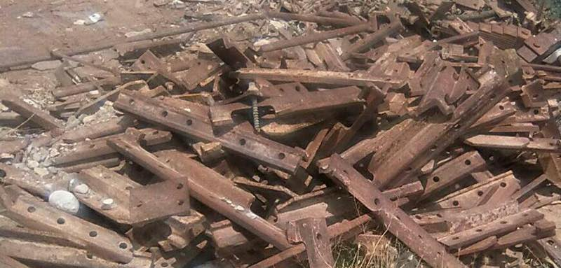 2 Million Tons of Metal scrap available for sale