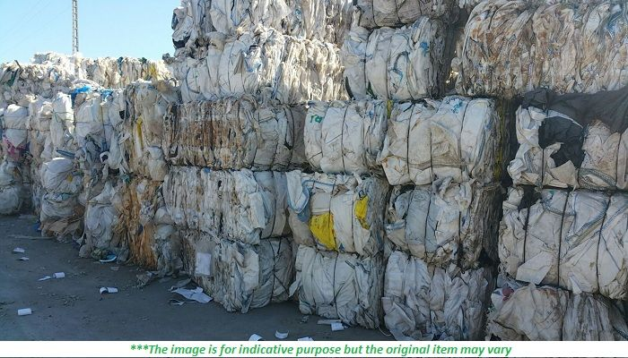 Huge Sale: PP Big Bag Scrap in Bales for Sate – Buyers Contact us