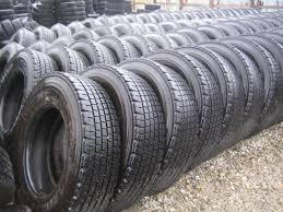Truck Tires with wheel 10 slot