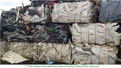 200 Tons Rigid PVC Scrap for Sale on Monthly Basis