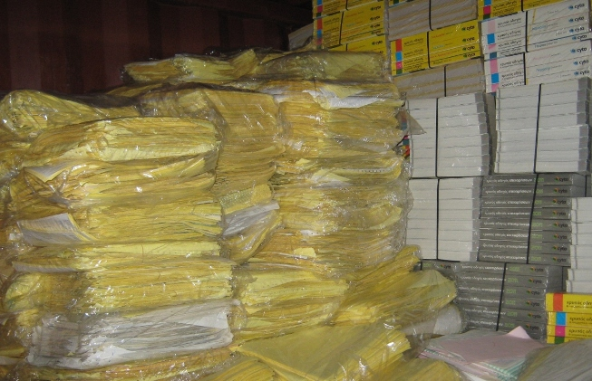 Waste Yellow Pages Telephone directories,White Tissue Waste paper,ONP,OINP,Maganize.,OCC.