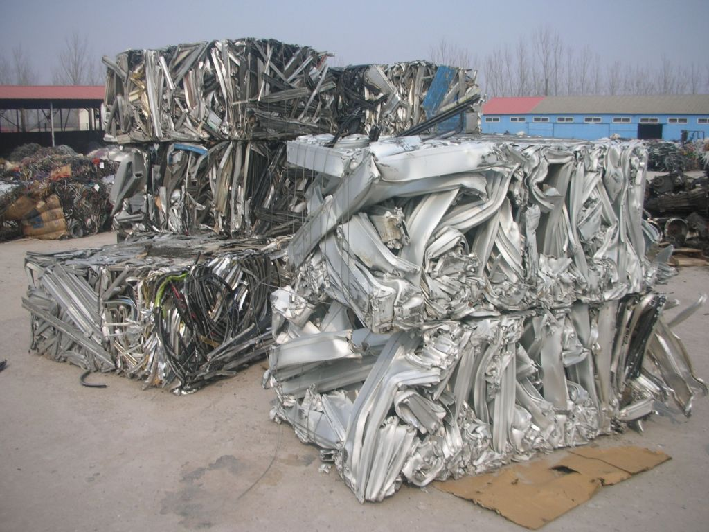 Supplying 25 Tons ALUMINUM SCRAP 6063 on Regular Basis