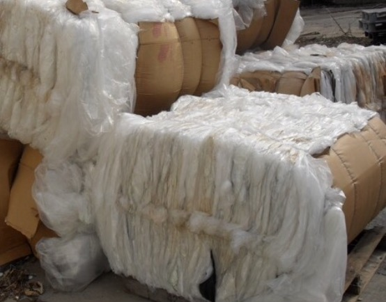 25 Tons LDPE FILMS SCRAP AVAILABLE FOR SALE