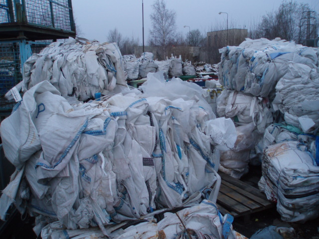 25 Tons PP BAGS SCRAP For Sale